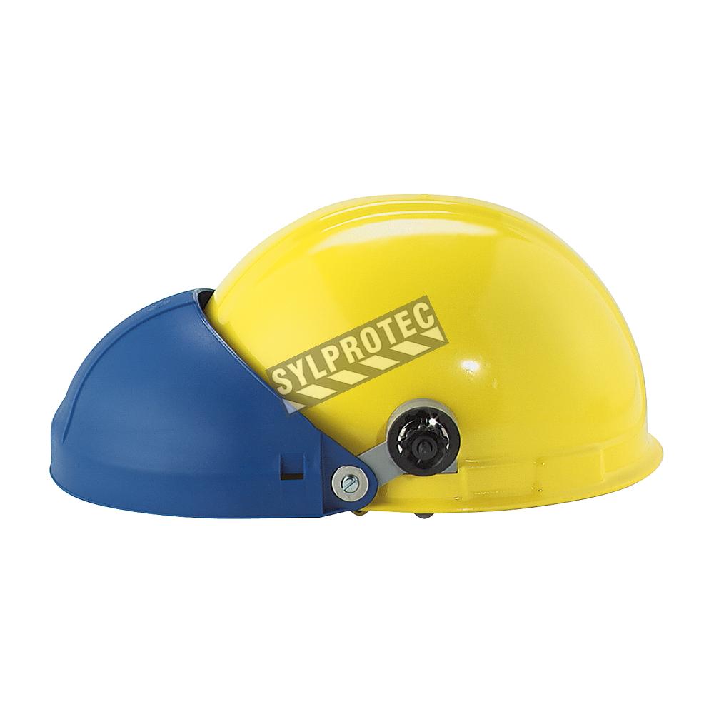 Porte visi re pour installation sur casque de s curit par 3m for Porte non et