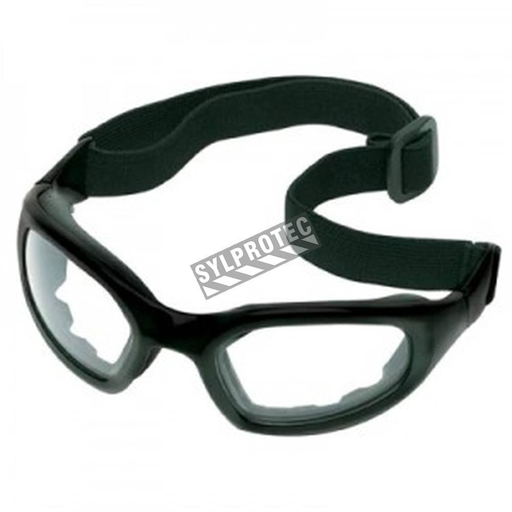 3m maxim 2x2 air flow goggles with clear anti fog