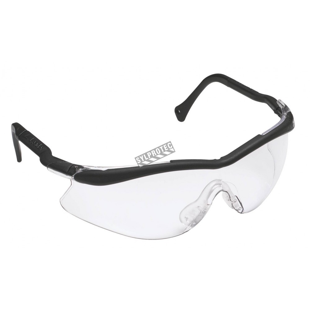 3m qx 2000 protective eyewear with clear polycarbonate lenses