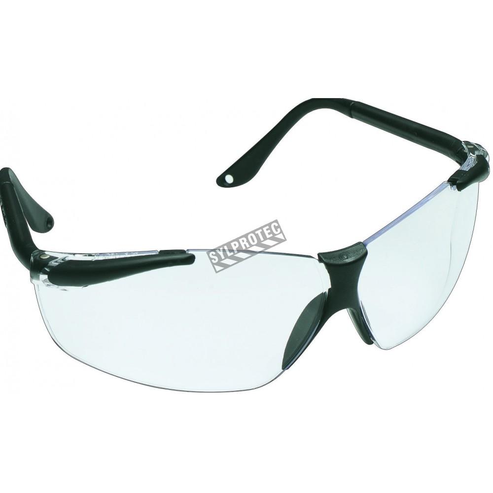 lunette de s curit sx 2000 lentille claire design. Black Bedroom Furniture Sets. Home Design Ideas