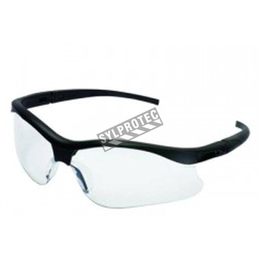 jackson safety nemesis protective eyewear clear