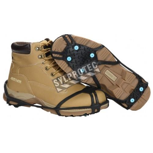 Semelles antidérapantes pour souliers