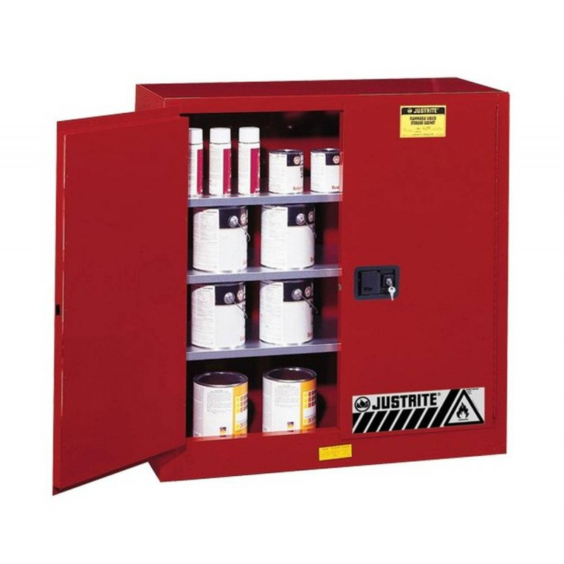 Safety Storage Cabinet For Combustibles 20 Us Gal Fm