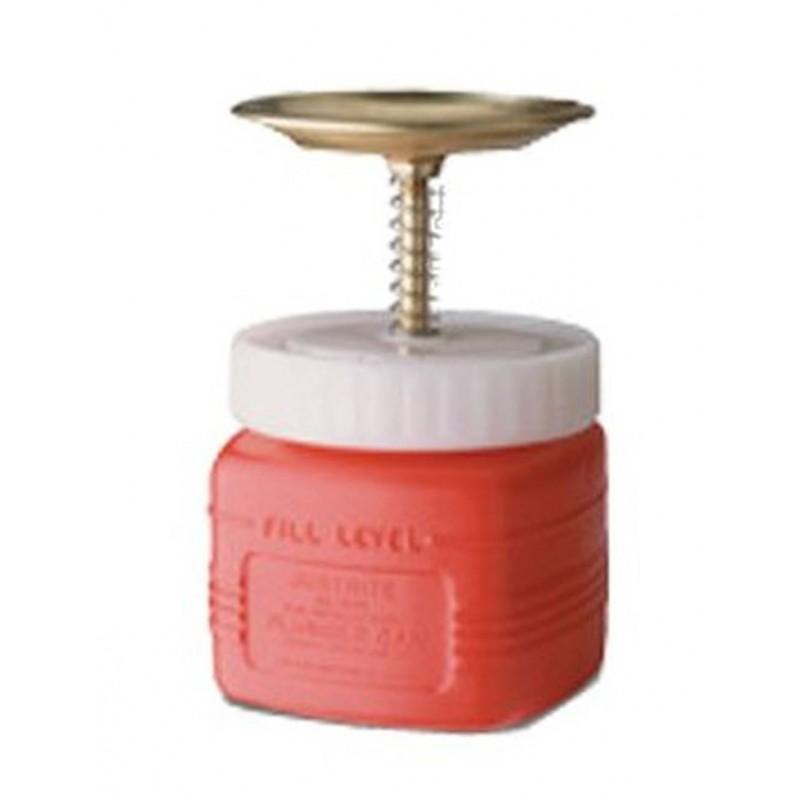 1 Quart Polyethylene Solvent Dispenser Fm Approved