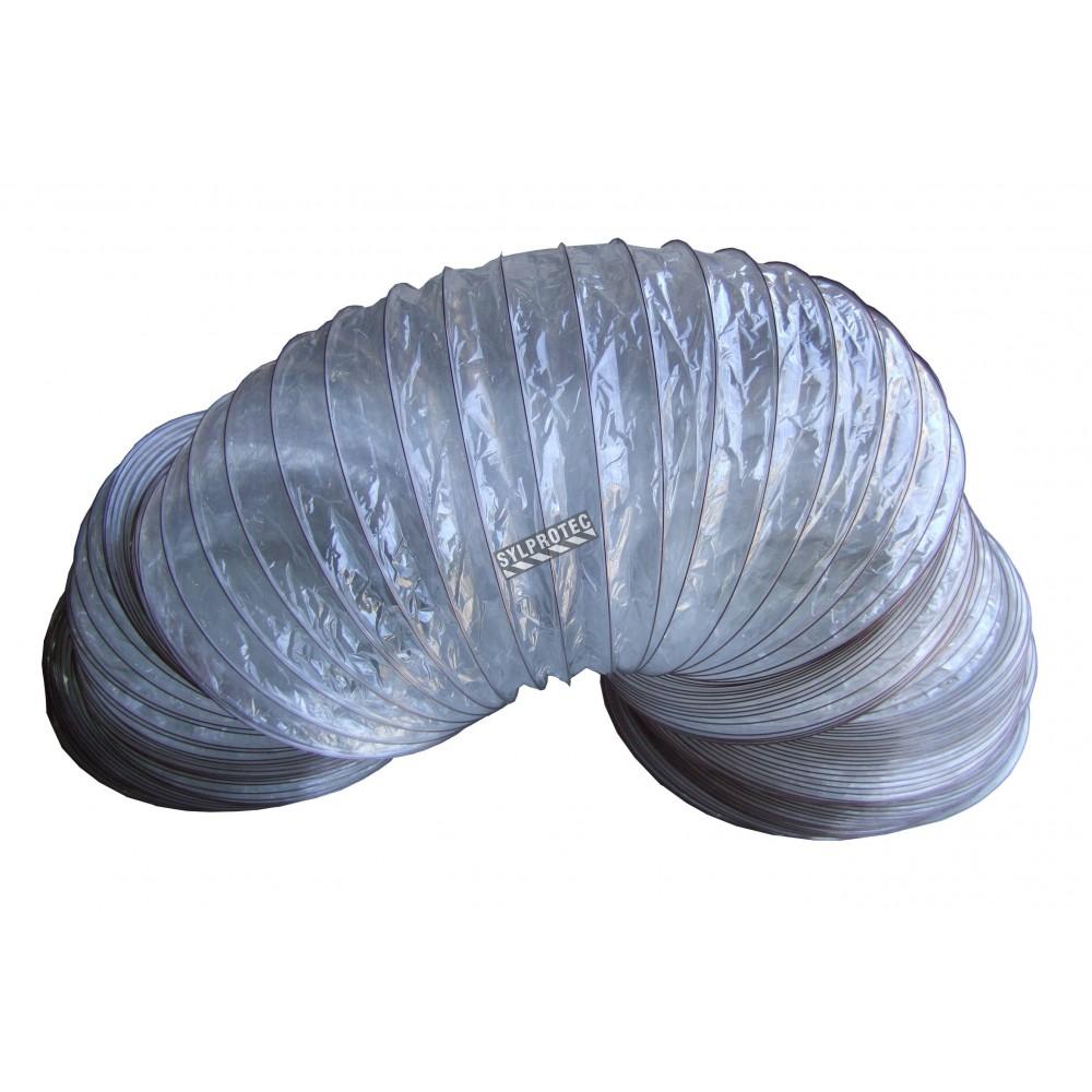 Flexible Ventilation Duct : Flexible ventilation duct in diameter intake for air