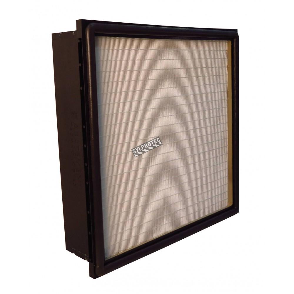 filtre hepa pour purificateurs d air predator 750 16 x 16 x 6. Black Bedroom Furniture Sets. Home Design Ideas