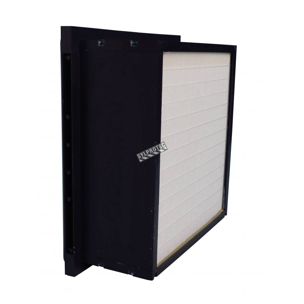 Filtre hepa pour purificateurs d air predator 750 16 x 16 x 6 - Purificateur d air filtre hepa ...