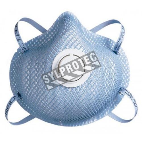 Moldex N95 mask with valve 10/box