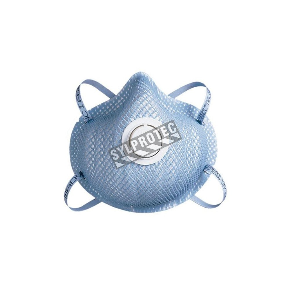 amp; Sold box 10 Per Protection With Based Units Moldex Valve From For Solid Respirator N95 Non-oil Particles Box Liquid