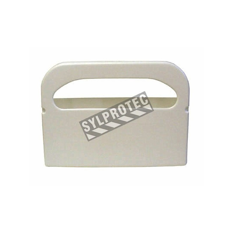 Plastic distributor for toilet paper cover seat for SAP9.