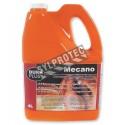 Savon à main Mecano orange avec exfoliant, 3.6 litres.