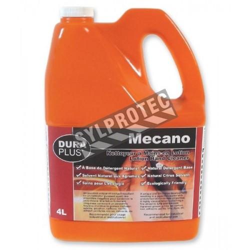 Mecano blue abrasive hand soap - 3.6 liters