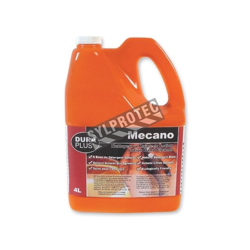 Savon à main Mecano bleu abrasif- 3.6 litres