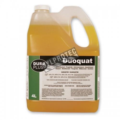 Désinfectant fongicide Ducoquat 4 litres