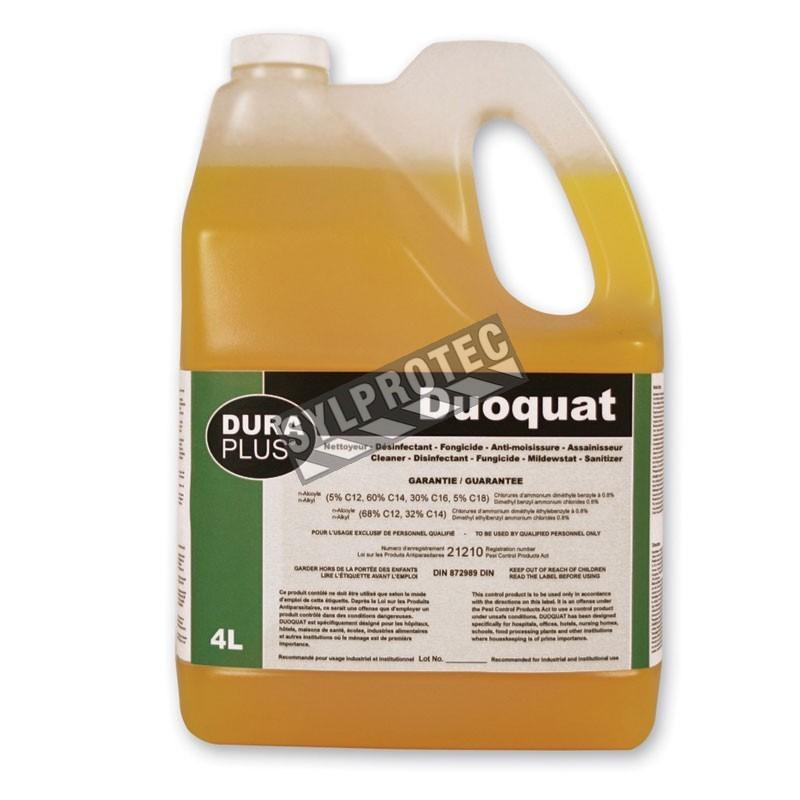 Fungicidal disinfectant Ducoquat 4 liters