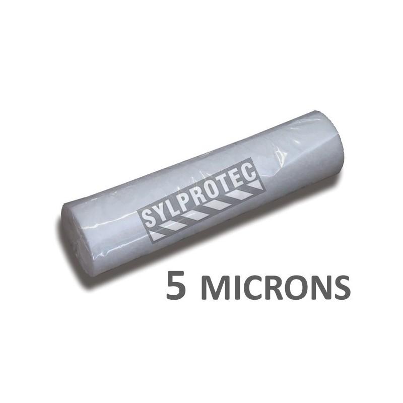 Filtre de rechange pour pompe de filtration, 5 microns (sortie d'eau).