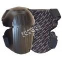 Genouillères Impacto flexibles à coquille rigide et mousse de co-polymère, avec   doublure respirante (paire).