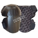 Impacto hinged hard shell knee pads made of co-polymer foam, with breathable lining (pair).