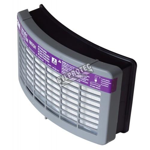 Filtre haute efficacité 3M pour système Versaflo TR300, bt/5.