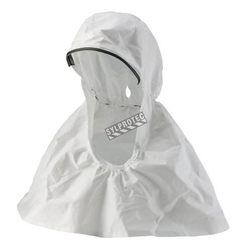 Cagoule protectrice pour pièces faciale de versaflo RM105 et RM307