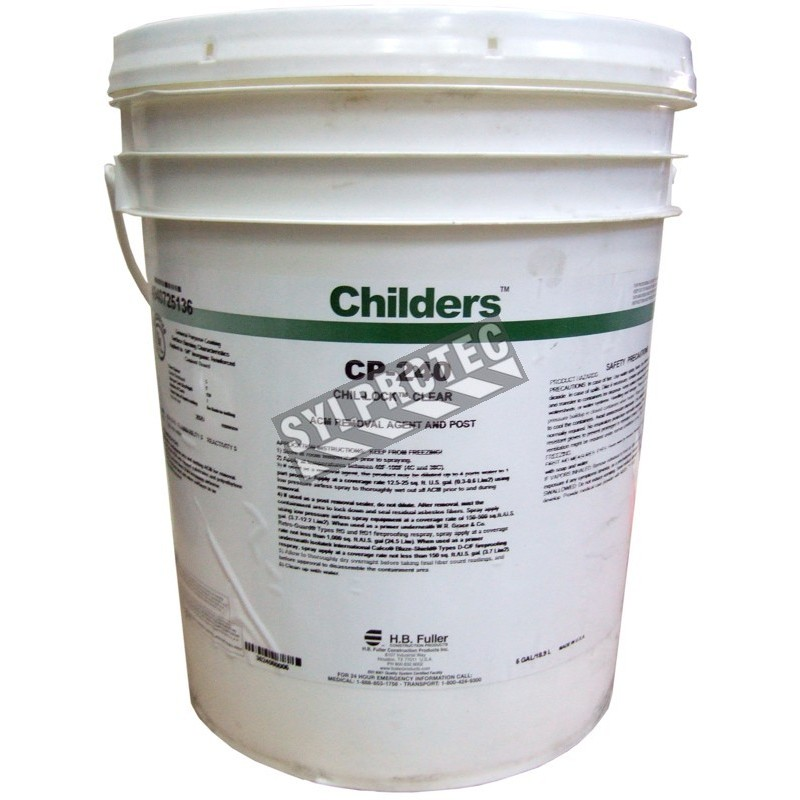 Wetting and encapsulation Childers CP-240, 20 L (5 gallon)