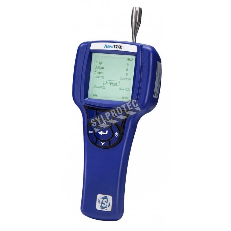 Compteur de particules portable Aerotrak 9306, pour particules aériennes et poussières.