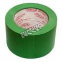 Ruban à masquer vert, largeur 3 pouces (76 mm).
