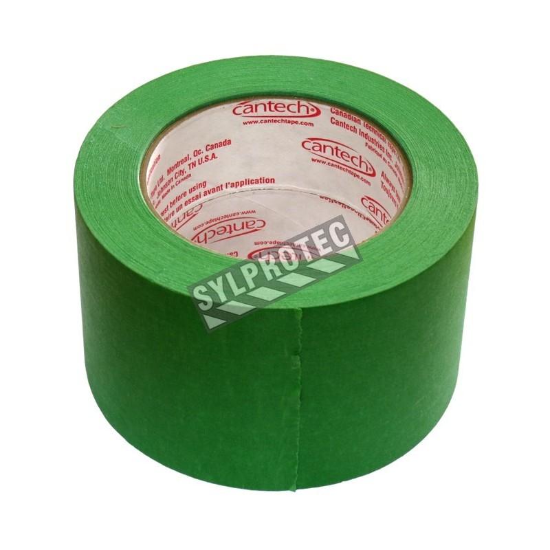 Ruban à masquer vert 3 po. (72 mm )