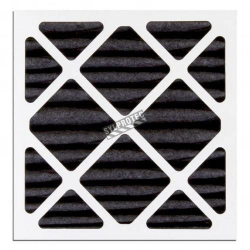 """Second stage optional filter for organic vapours on HEPA-AIRE/BULLDOG air scrubber. 24""""X 24""""X 2"""" filter for particles 3 to 10 µm"""