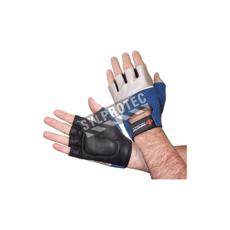 Gant de nylon IMPACTO sans doigts