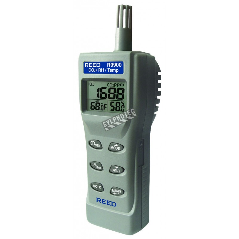 Indoor Air Quality Meter from Reed instruments