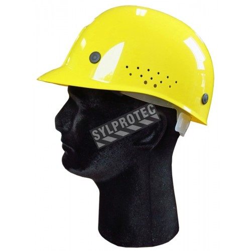 MSA vented helmet 4 points unapproved
