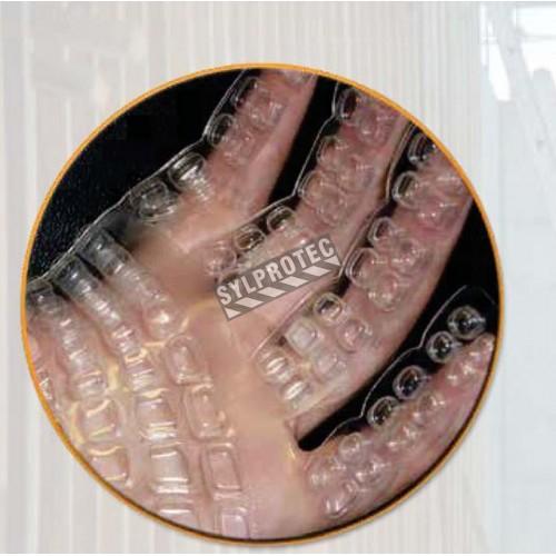 Gant antivibration IMPACTO avec doigts