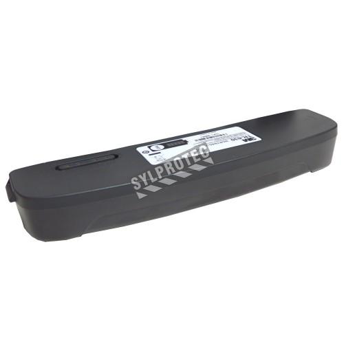 Batterie rechargeable au lithium-ion à capacité nominale standard (autonomie de 7 à 12.5 h) pour Versaflo de la série TR-600