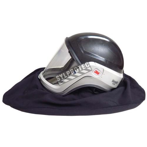 Partie faciale avec cagoule RM407 pour système GVP, Breathe Easy, Versaflo, Adflo et système à adduction d'air de série V de 3M