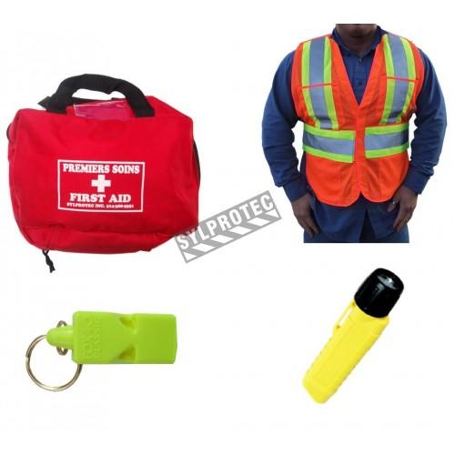 Evacuate kit for building 2.
