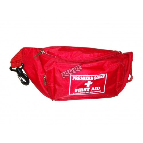 Empty waist pouch for TRAUMAC first aid kit.