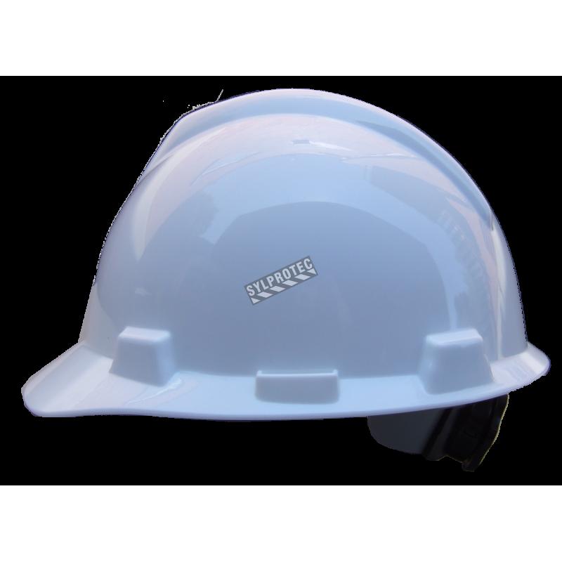 d4fc7894db985 Casque de sécurité V-Gard par MSA de type 1 & classe E