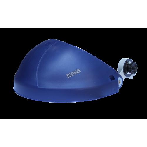 Porte-visière pour installation sur casque de sécurité par 3M. Compatible avec toutes visières 3M. Visière et casque non-inclus.