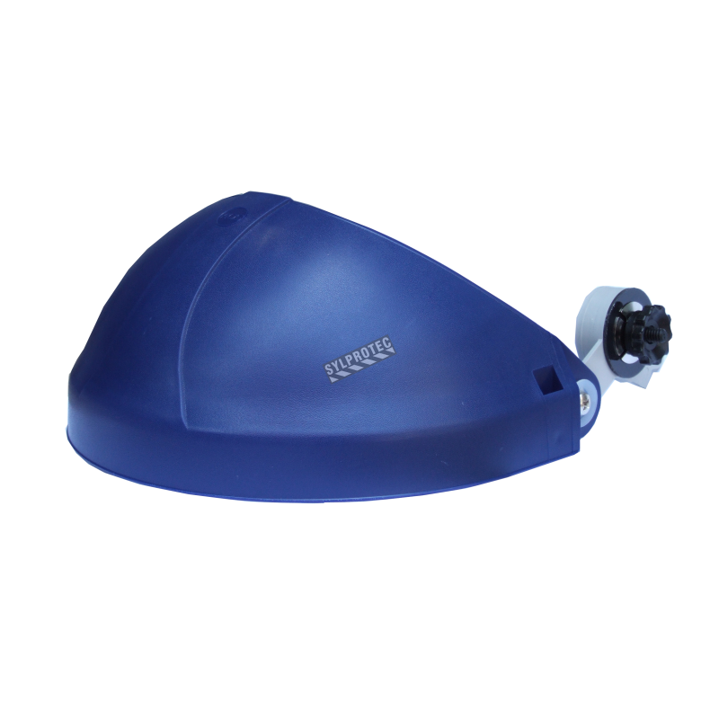 3M cap-mounted headgear for task specific face protection. Compatible with 3M faceshield. Faceshield & hard hat not included.