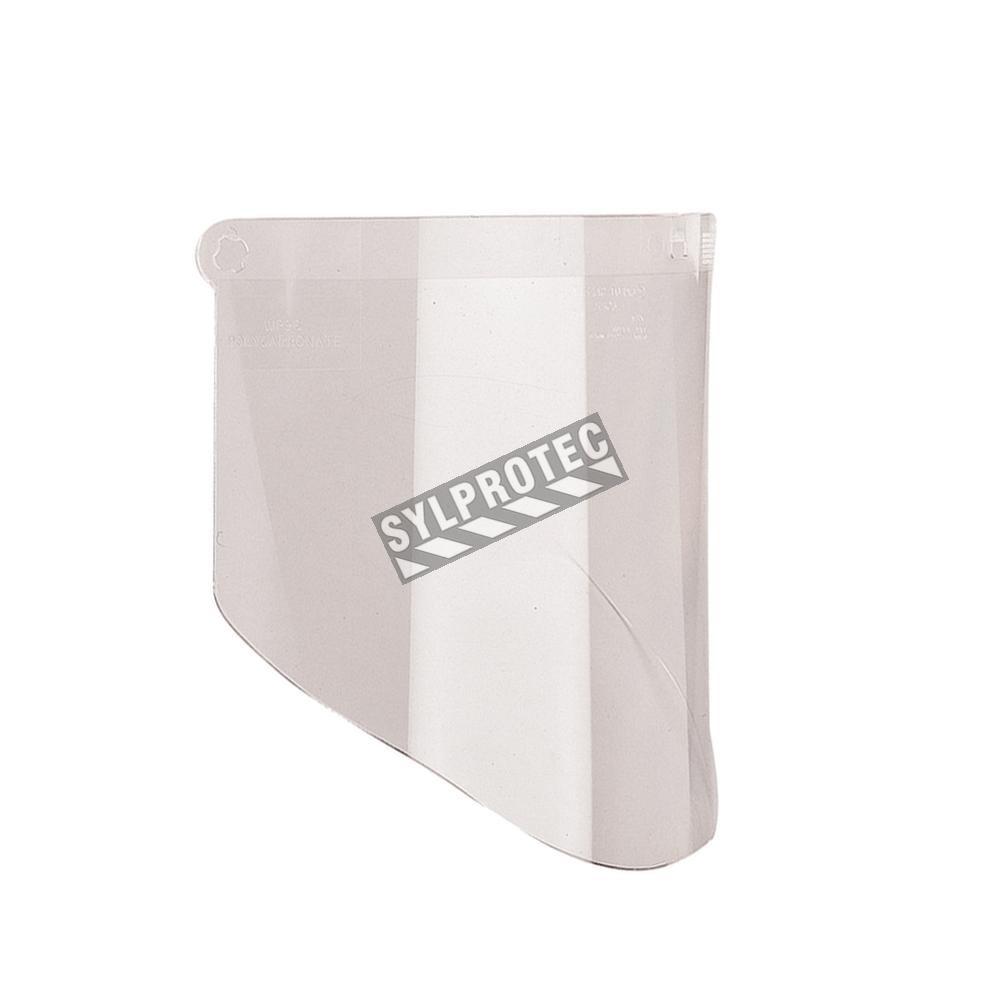 Visi re en polycarbonate transparent compatible avec porte for Credence verre transparent sur mesure