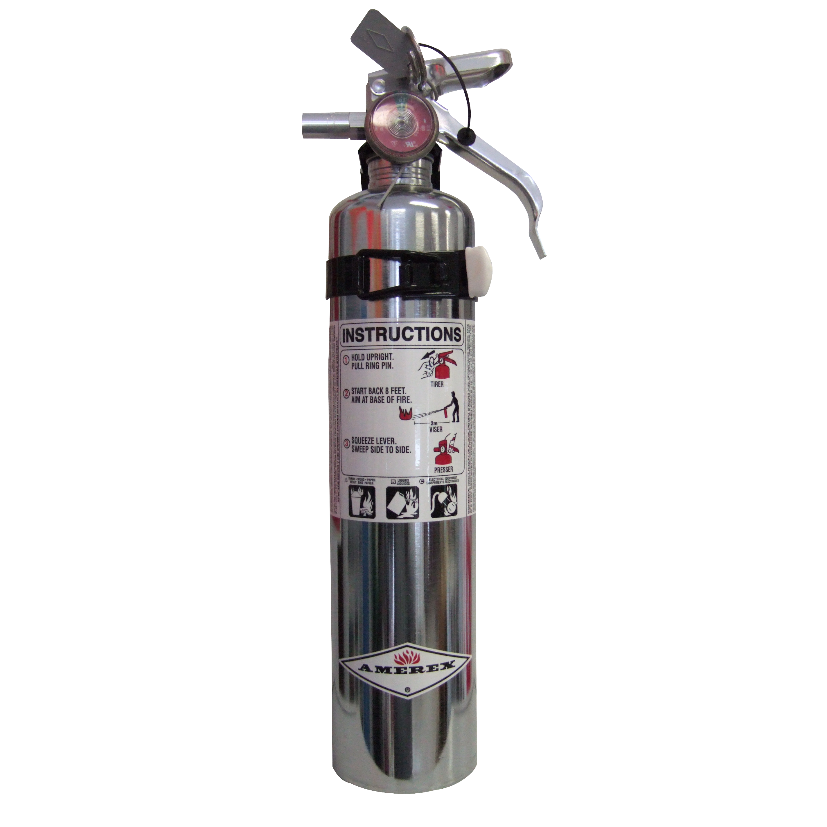 portable fire extinguisher with powder chromed 25 lbs type abc ulc 1a 10bc with vehicle hook fire exti hierarchical network design boston consulting group omp fire extinguisher wiring diagram at bakdesigns.co