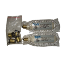 """Retrofit kit with 2 LED lightbulbs 1.5 W for emergency """"Exit"""" signs"""