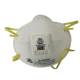 3M N95 NIOSH approved particulate respirator with Cool FlowTM valve. Protects from solids and non-oil based liquids particles.
