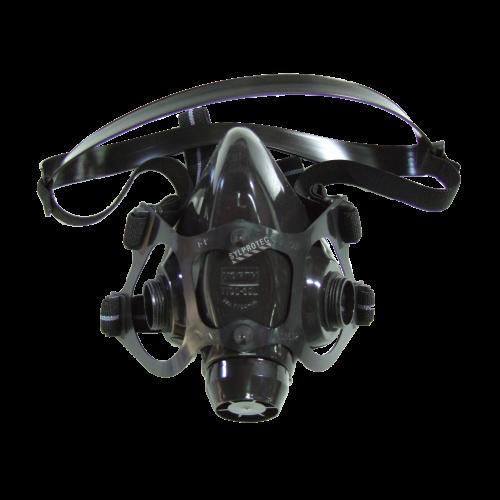 Demi-masque de protection respiratoire de série 7700 de North pour filtres & cartouches de série N de North.