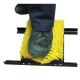 Brosse pour nettoyer chaussures et bottes