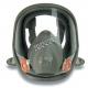 Masque complet de protection respiratoire de série 6000 de 3M. Homologué NIOSH. Cartouche & filtre non-inclus. Large