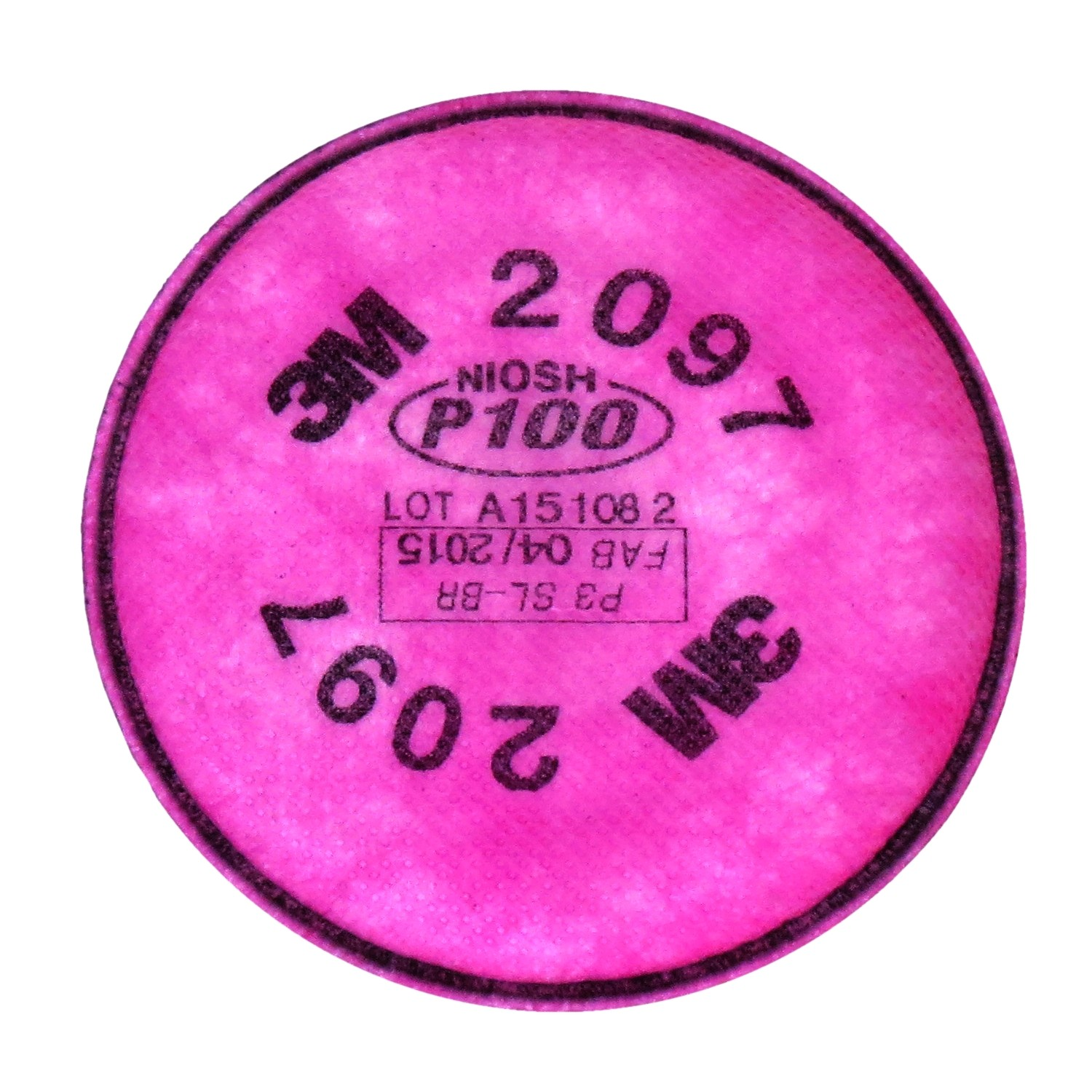 10 Pairs 6000 and 7000 Series 3M 2097 Respirator Filters For 5000