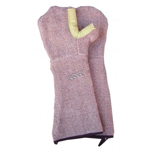 Oven mittens 36 oz, 17 in. length