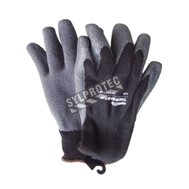 Horizon Thermo-Grip™ knit winter gloves with wrinkle-grip
